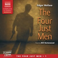 The Four Just Men (unabridged)