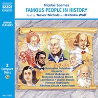 Famous People in History, Volume 1
