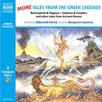 More Tales from the Greek Legends (unabridged)