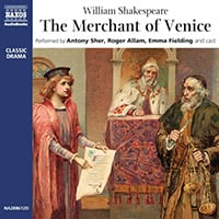 The Merchant of Venice (unabridged)