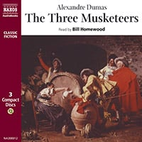 The Three Musketeers (abridged)