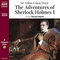 The Adventures of Sherlock Holmes – Volume I (unabridged)