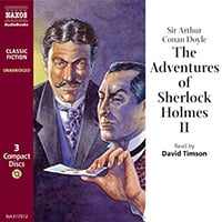 The Adventures of Sherlock Holmes – Volume II (unabridged)