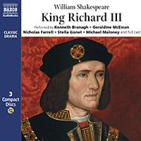 King Richard III (unabridged)