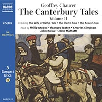 The Canterbury Tales II (unabridged)