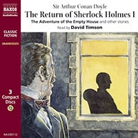The Return of Sherlock Holmes – Volume I (unabridged)