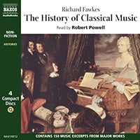 The History of Classical Music (unabridged)