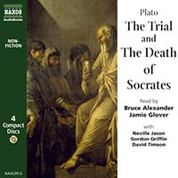 The Trial and Death of Socrates (unabridged)