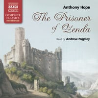 The Prisoner of Zenda (unabridged)