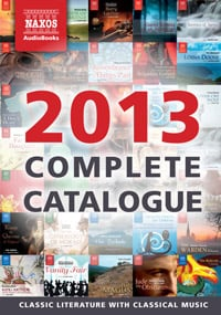 Naxos AudioBooks 2013 Catalogue