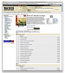 Naxos Spoken Word Library