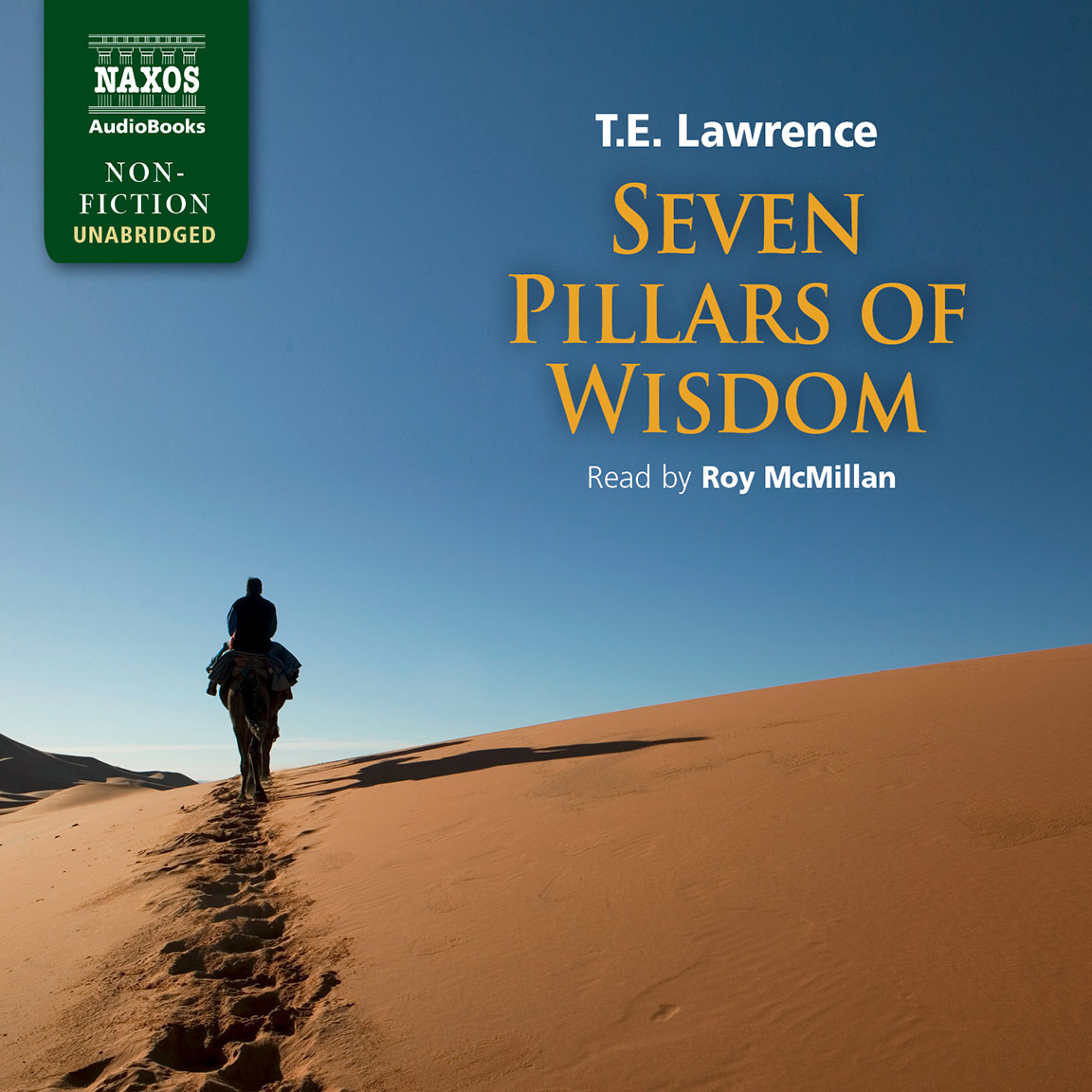 Seven Pillars of Wisdom (unabridged)