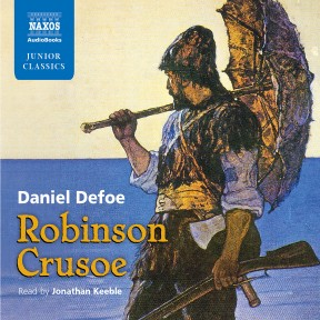 Robinson Crusoe: Retold for Younger Listeners (abridged)