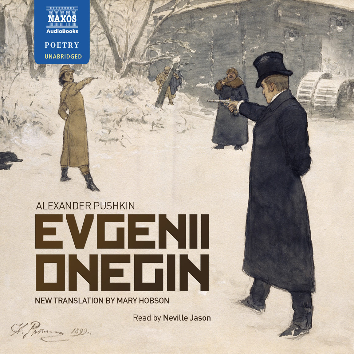 Evgenii Onegin (unabridged)
