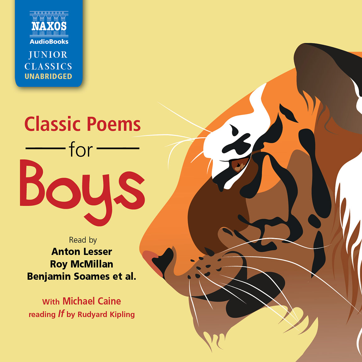Classic Poems for Boys (unabridged)