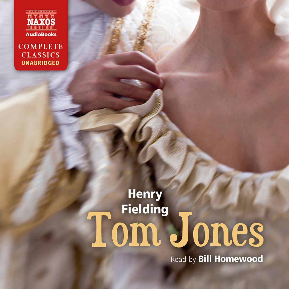 Tom Jones (unabridged)