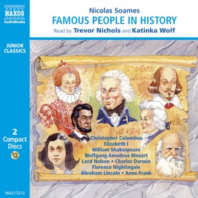 Famous People in History – Volume 1 (unabridged)