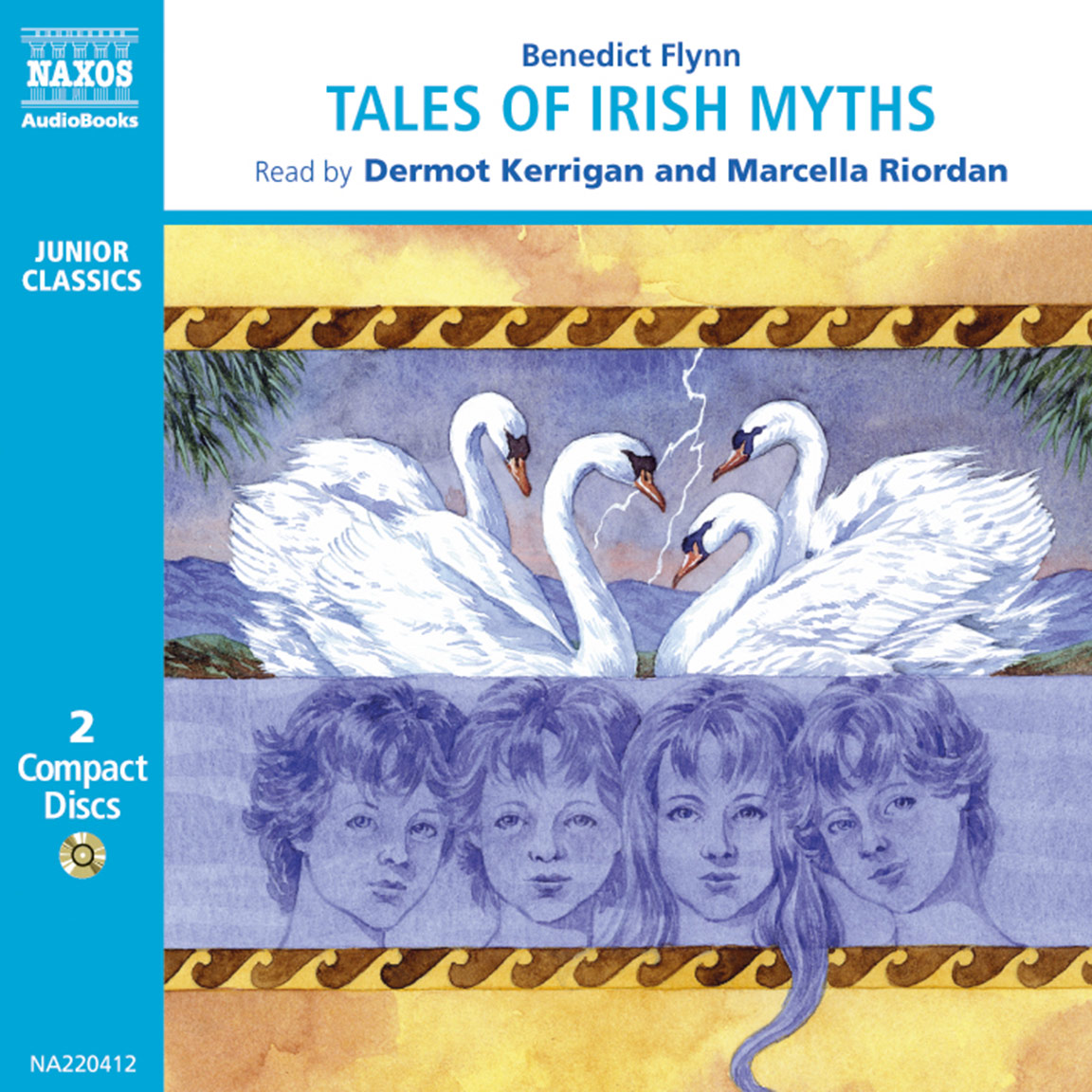 Tales of Irish Myths (unabridged)