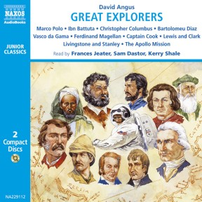 Great Explorers of the World (unabridged)