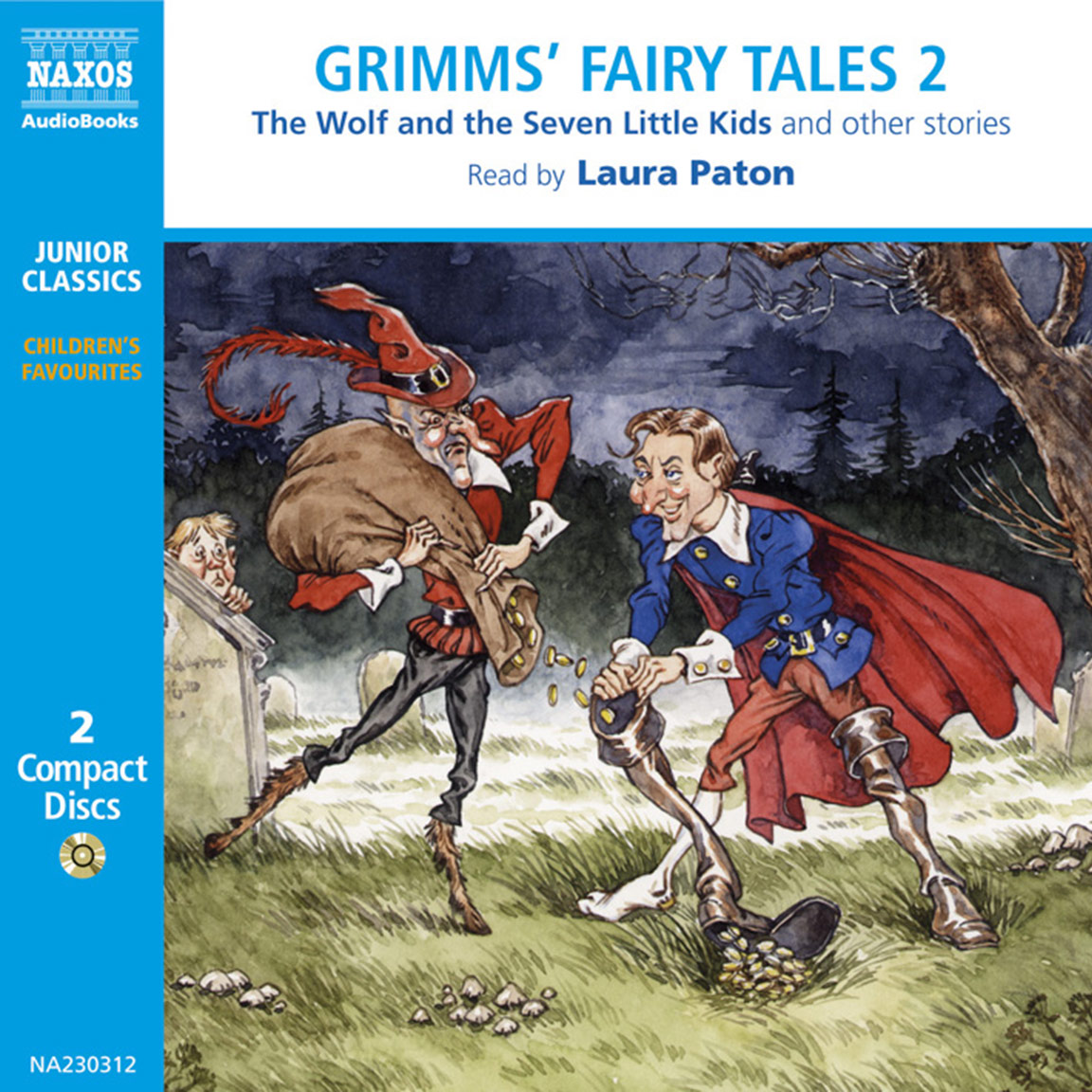 Grimms' Fairy Tales – Volume 2 (selections)
