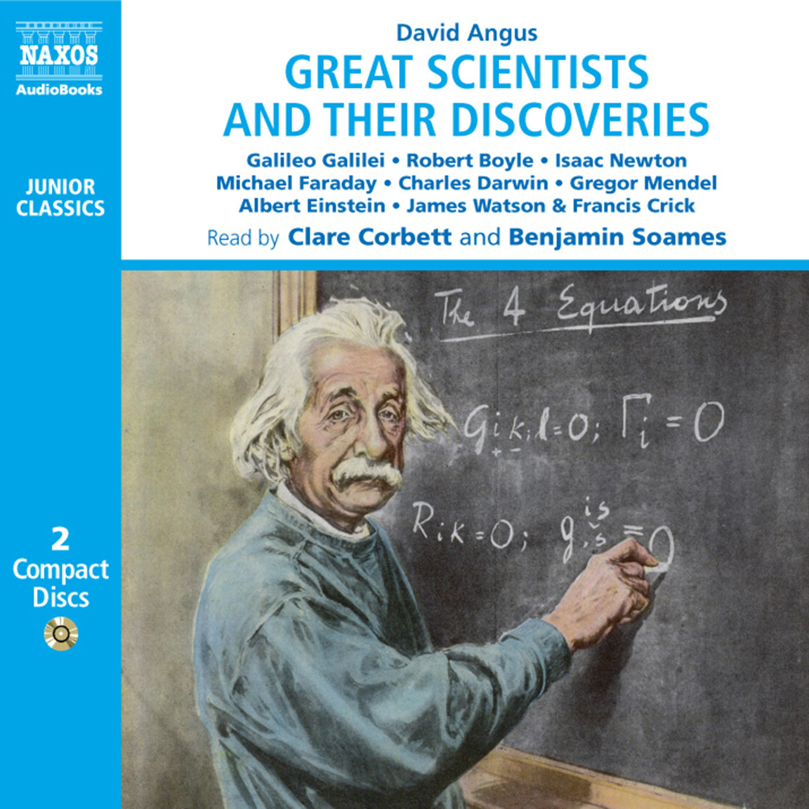 Great Scientists and their Discoveries (unabridged)