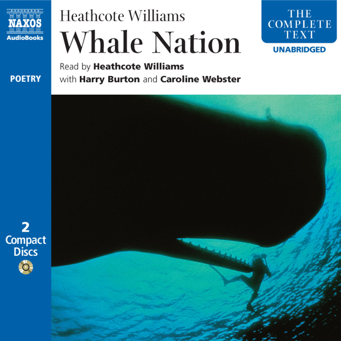 Whale Nation (unabridged)