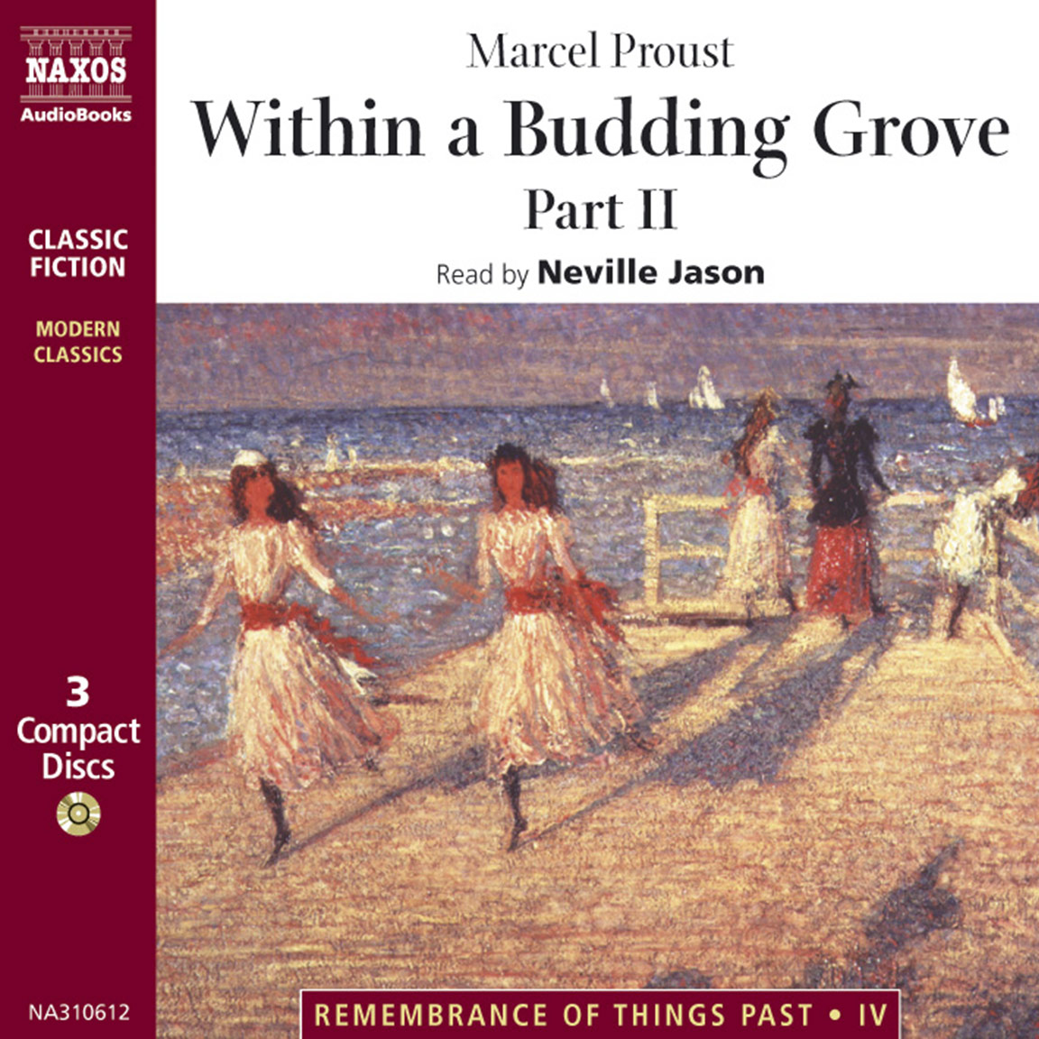 Within a Budding Grove – Part 2 (abridged)