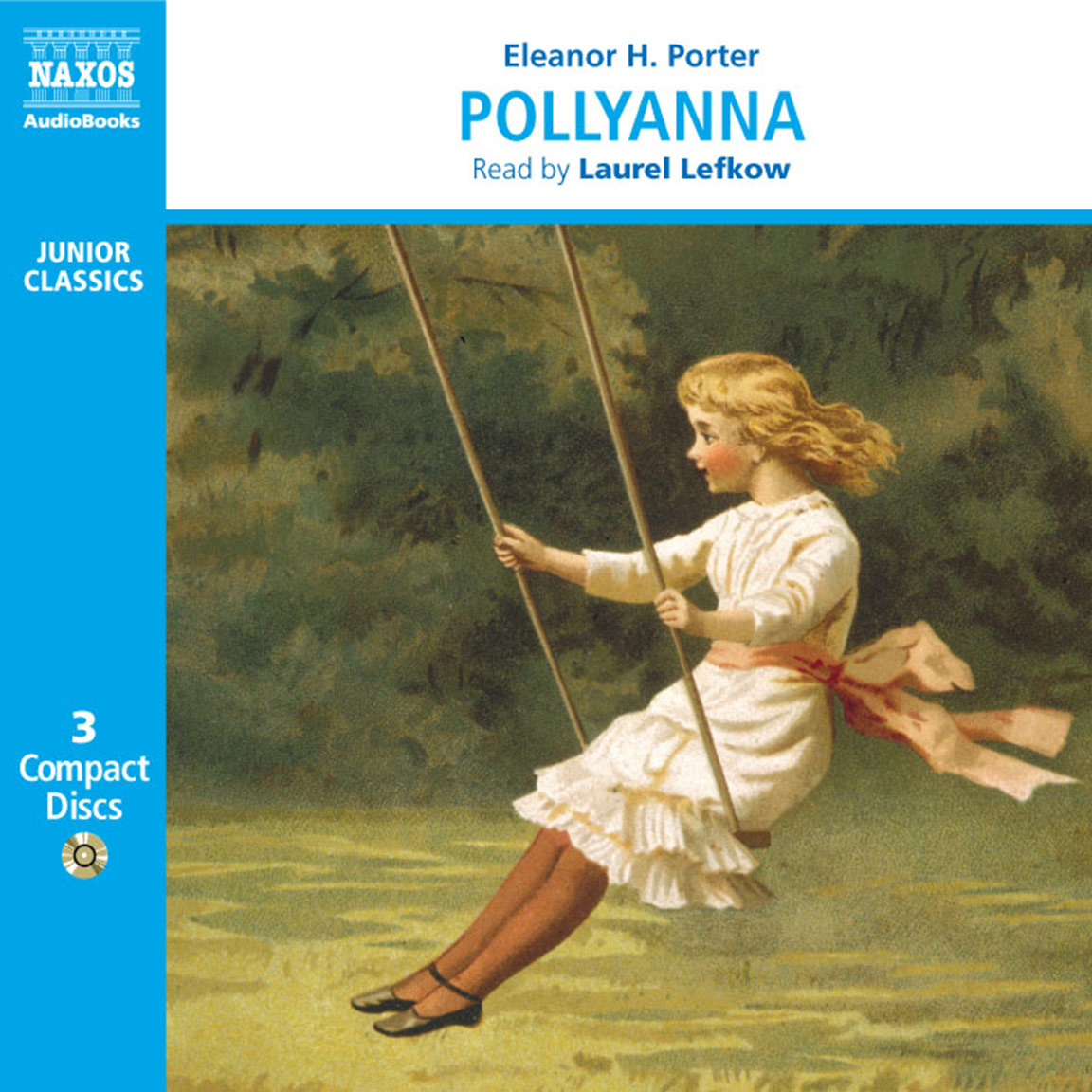 Pollyanna (abridged)