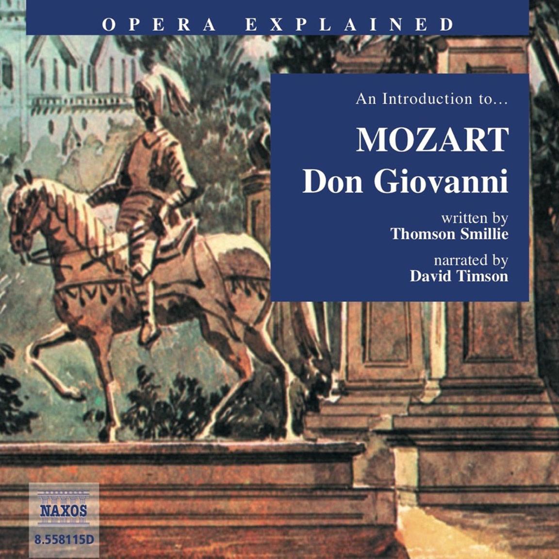 Don Giovanni (unabridged)