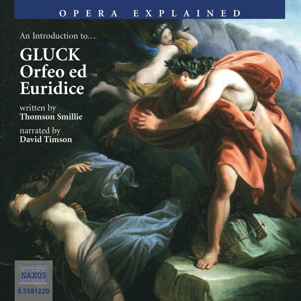 Orfeo ed Euridice (unabridged)