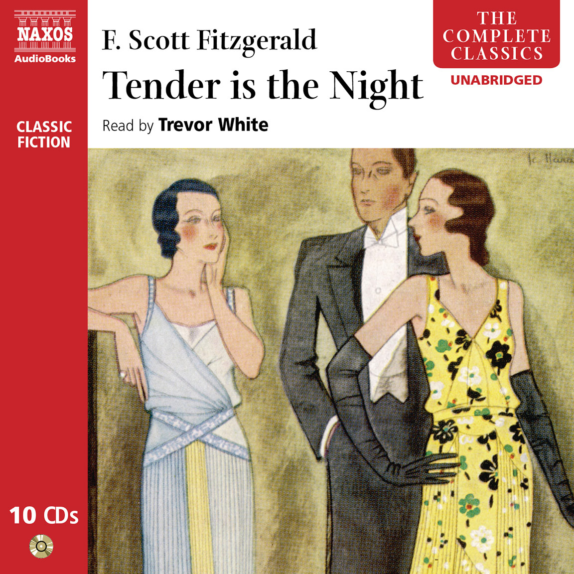 Tender is the Night (unabridged)