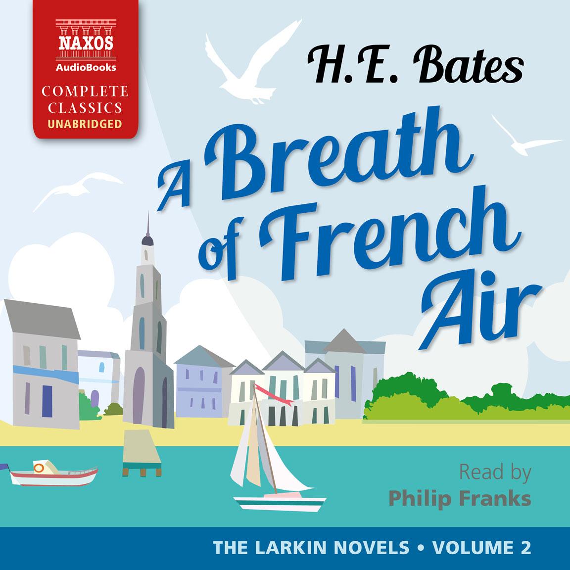 A Breath of French Air (unabridged)