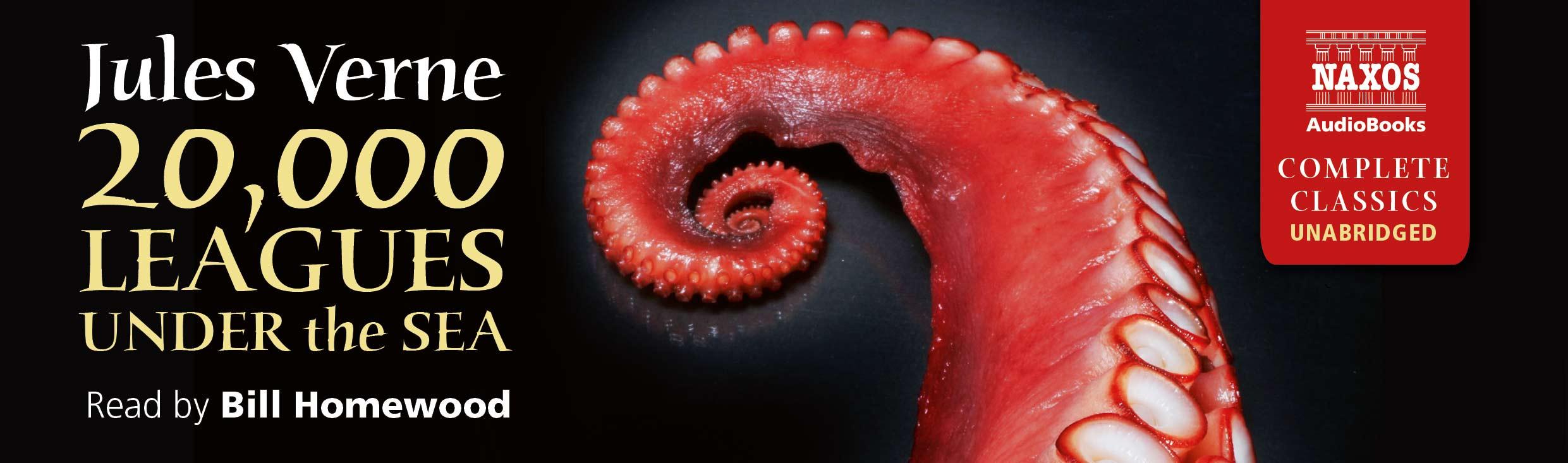 20,000 Leagues Under the Sea (unabridged)