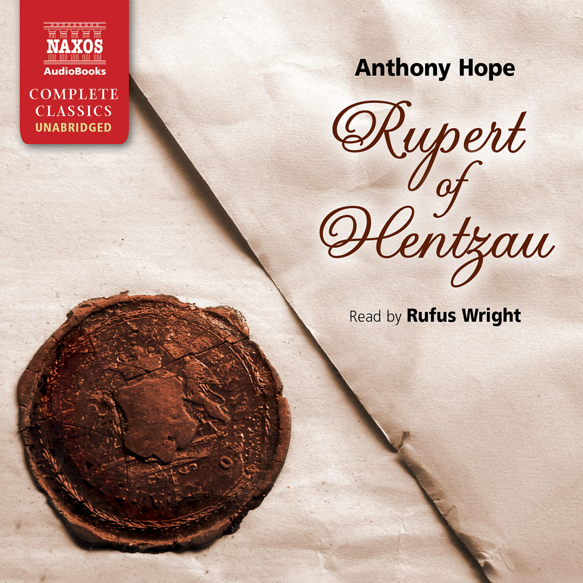 Rupert of Hentzau (unabridged)