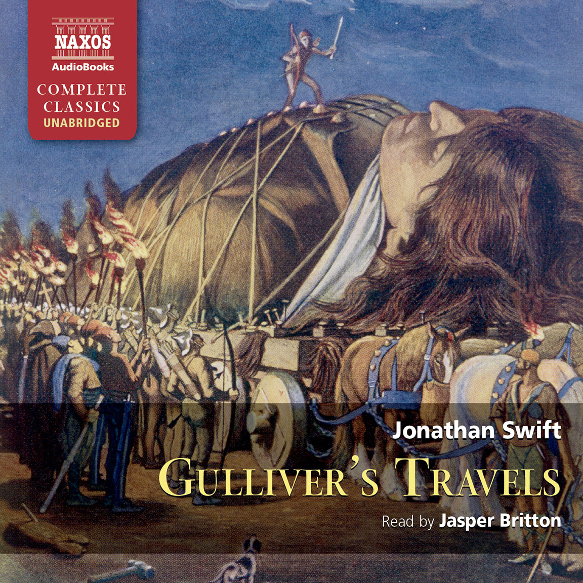Gulliver's Travels (unabridged)