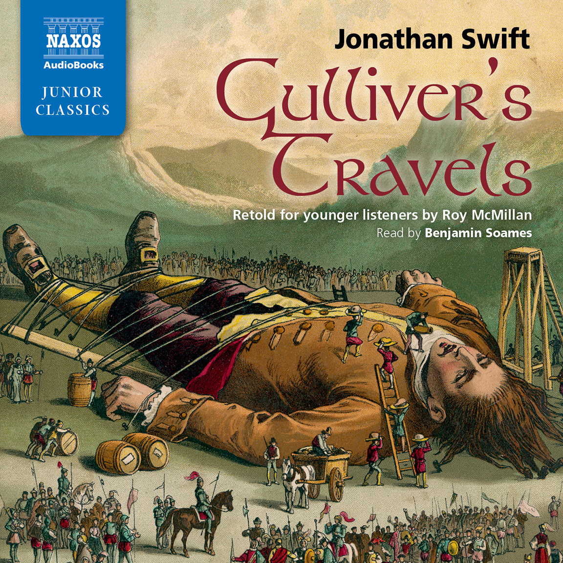 Gulliver's Travels: Retold for younger listeners (abridged)