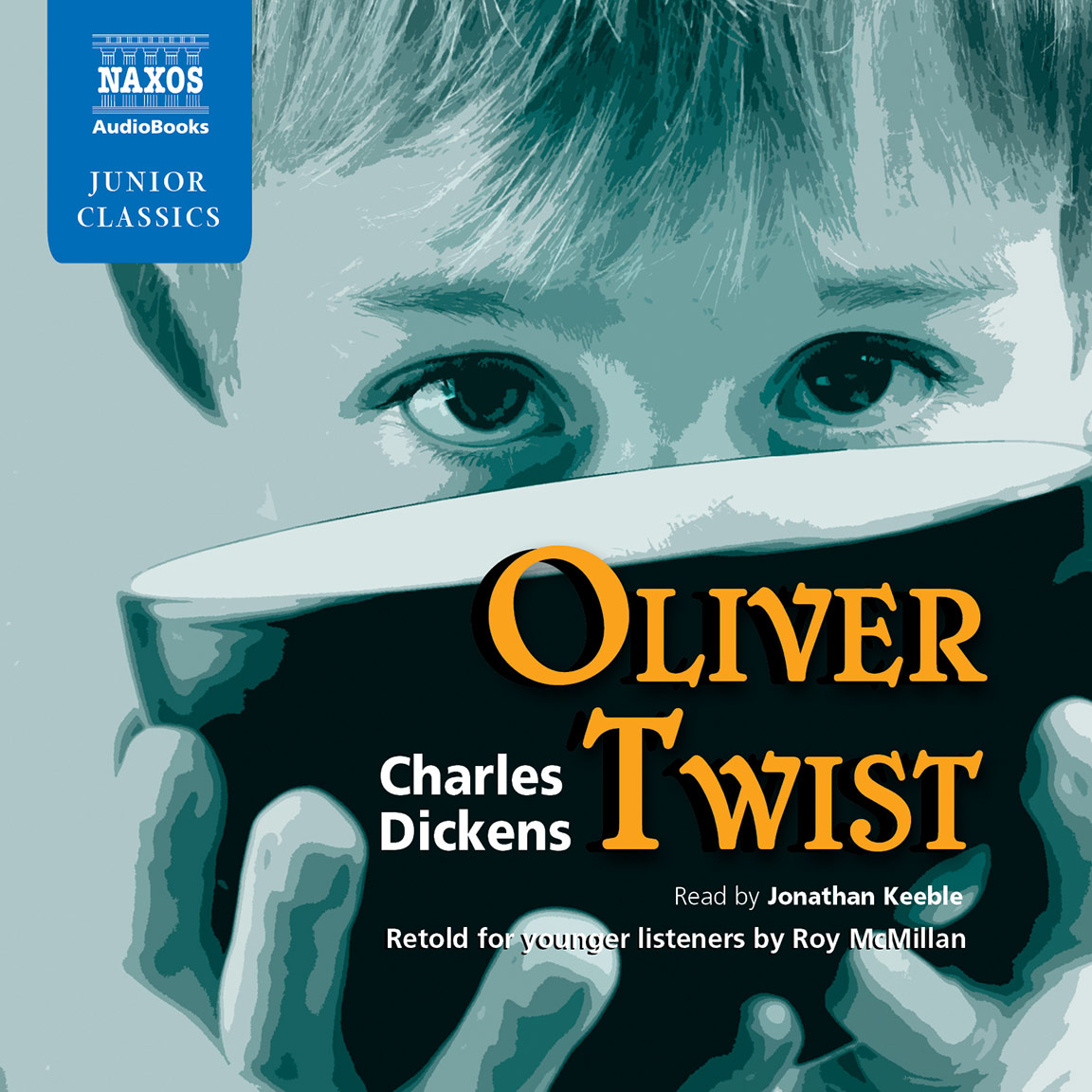 Oliver Twist: Retold for Younger Listeners (abridged)