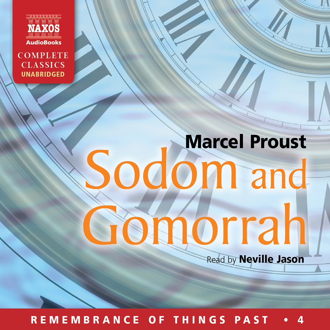 Sodom and Gomorrah (unabridged)