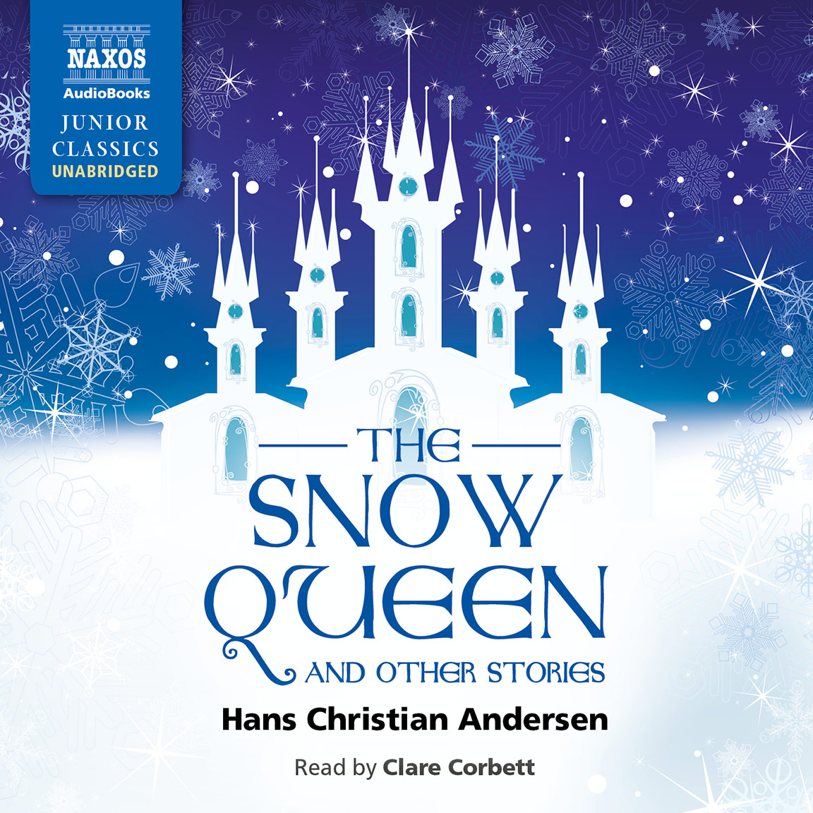 Bildresultat för the snow queen h.c. andersen audio book