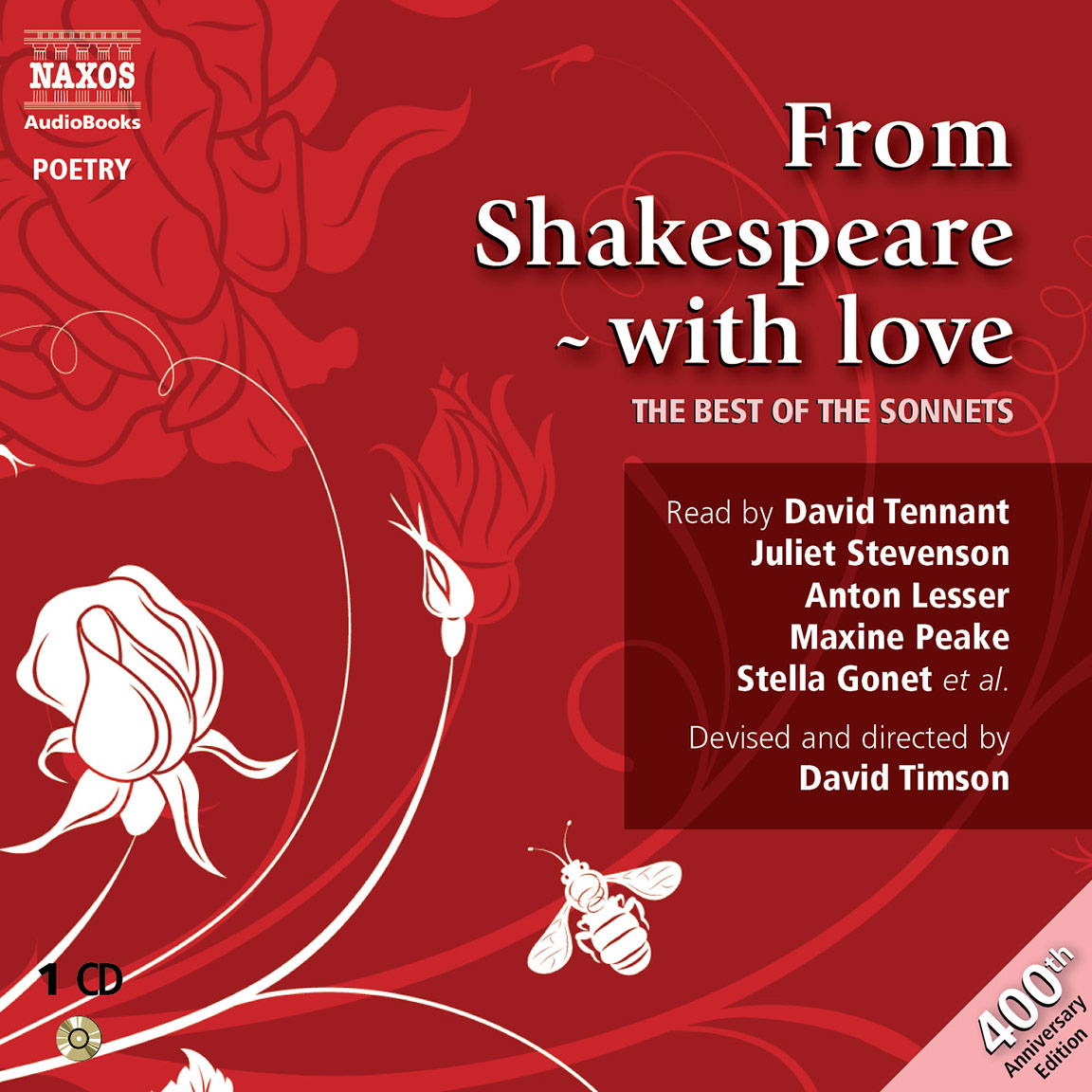From Shakespeare – with love (selections)