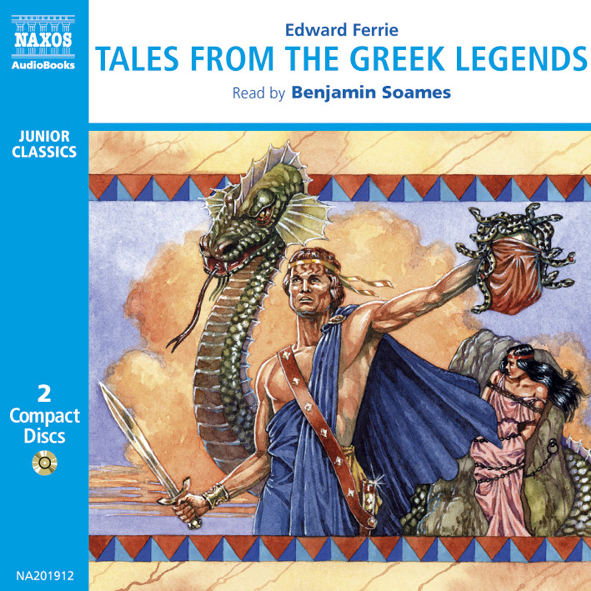 Tales from the Greek Legends (unabridged)