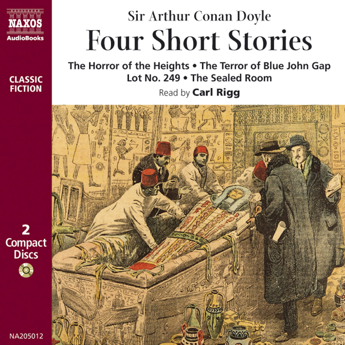Four Short Stories (unabridged)