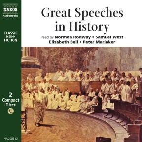 Great Speeches in History (compilation)