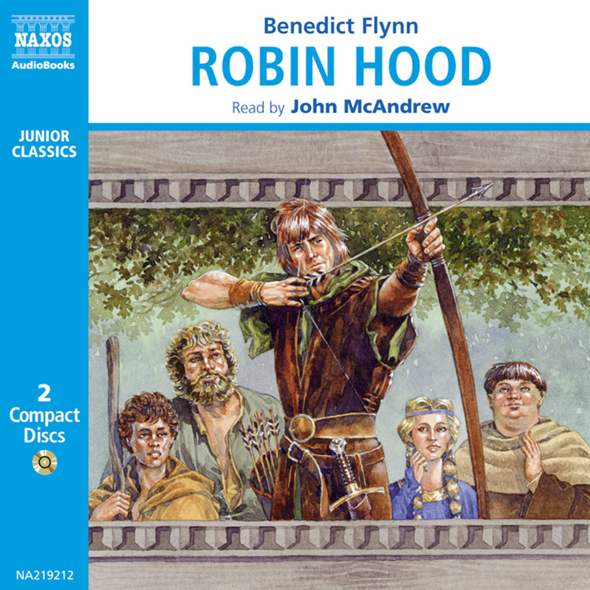Robinson Crusoe Retold for Younger Listeners abridged – Naxos