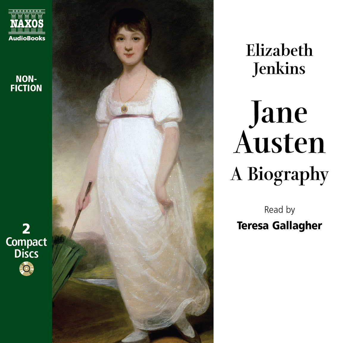 Jane Austen: A Biography (unabridged)