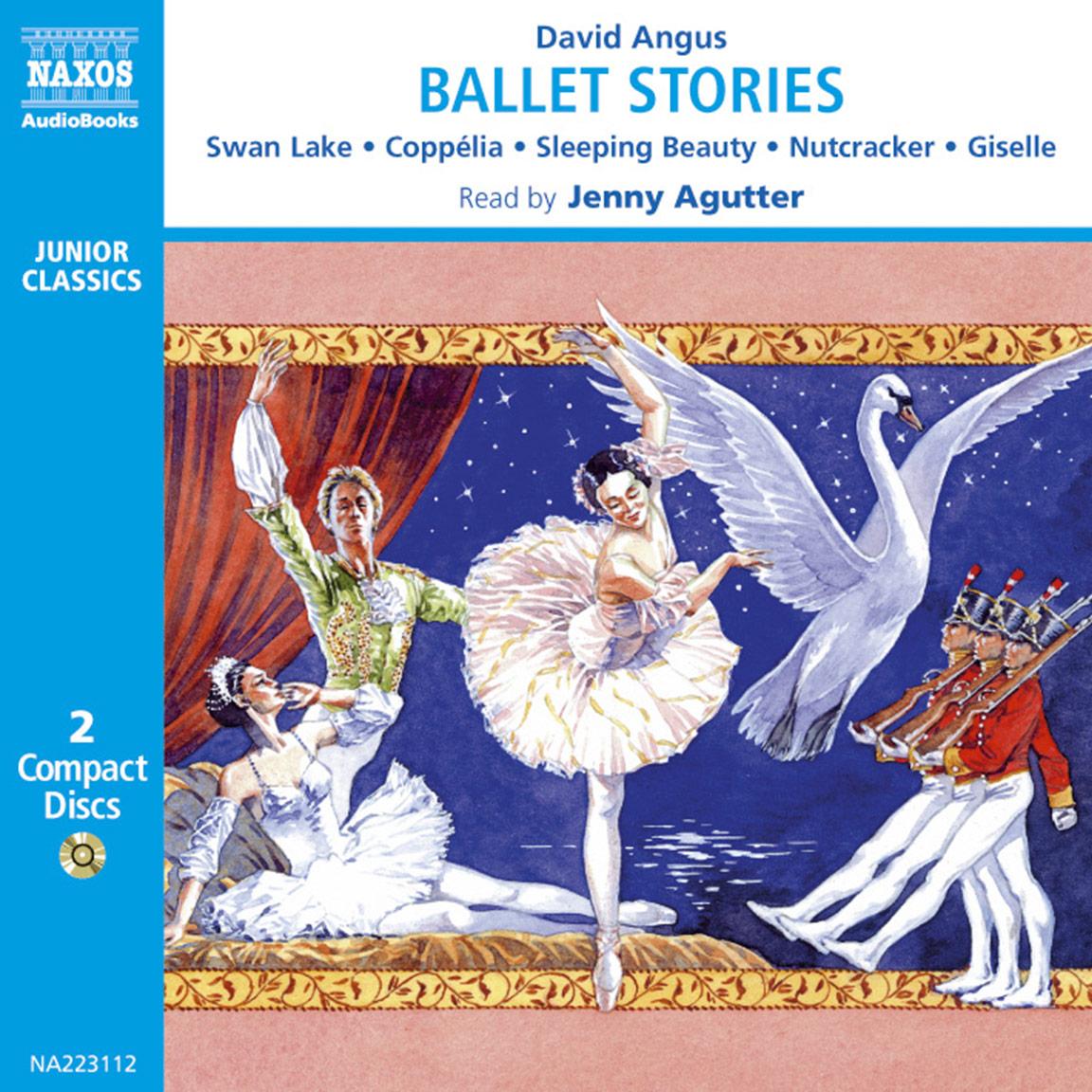 Ballet Stories (unabridged)