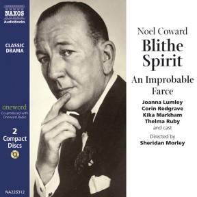 Blithe Spirit (unabridged)