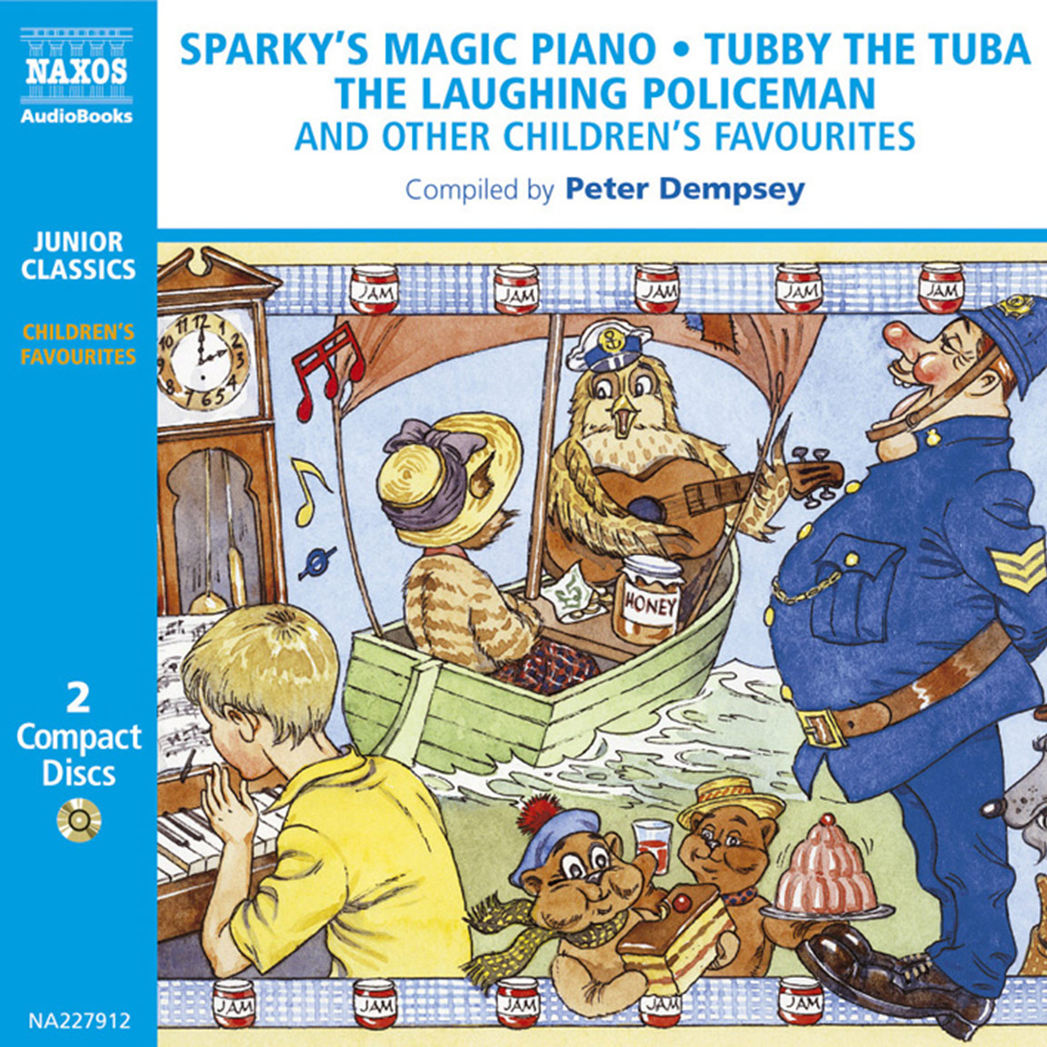 Sparky's Magic Piano (compilation)