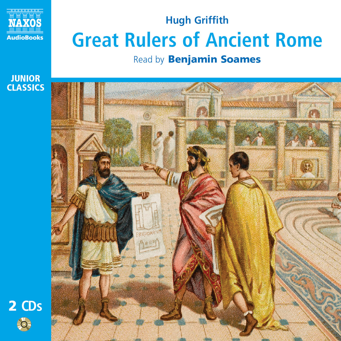 Great Rulers of Ancient Rome (unabridged)