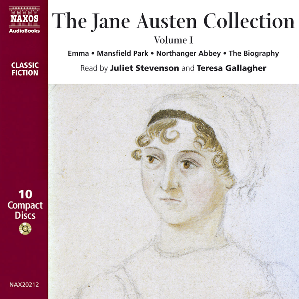 The Jane Austen Collection – Volume I (unabridged)